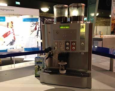 espressobar inhuren